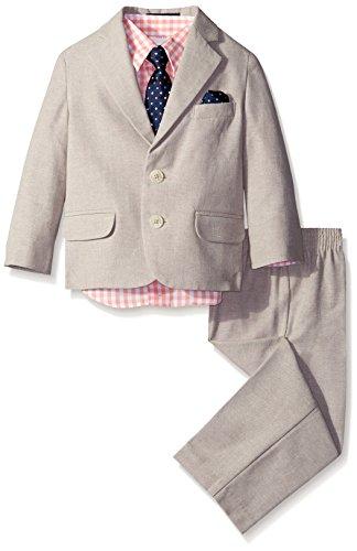 Nautica Little Boys Textured Suit
