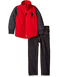 Baby Boys' Fleece Hoodie and Pant Set