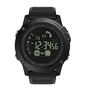 Zeblaze VIBE3 Smart Watch Bluetooth Smart Bracelet podómetro para iOS y Android