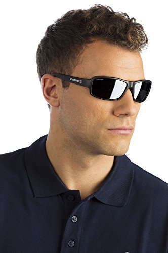 Lentes Ninja Premium de Negro Reflejado Rojo Floating Cressi Gafas Sol 0Xq0dw