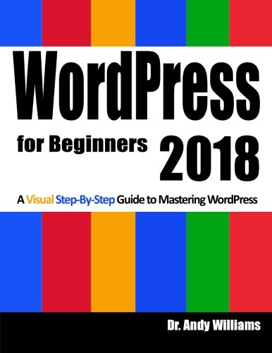Wordpress For Beginners 2018  Subtitle  Whats This    A Visual Step By Step Guide To Mastering Wordpress