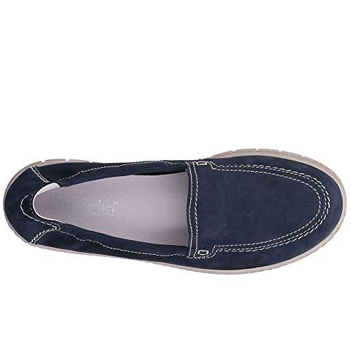 Josef Seibel Steffi 57 Womens Casual Slip On Shoes Anthracite 8CTTLkdKYD