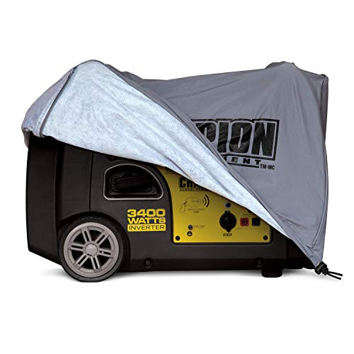 Champion Weather-Resistant Storage Cover for 3100-Watt or Higher Inverter Generators - http://coolthings.us