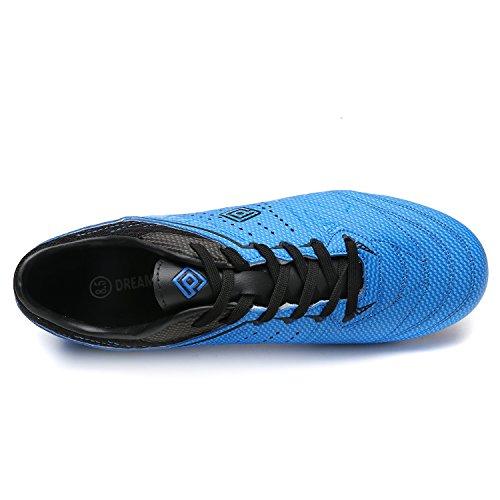 160860 Soccer Cleats Royal Black PAIRS Shoes Mens DREAM Football M Ew7f7q