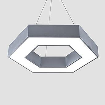KHSKX Lámpara de techo,Simple araña moderna en forma ...