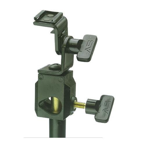 Smith Victor Universal Stand to Shoe Adapter with Angle Adjustment Smith Victor Shoe Mount