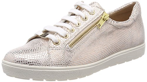 987 Donne Delle Derby rosego Caprice Uk 5 Multicolore Com Rosa 23616 Rep 7Pw1qPp