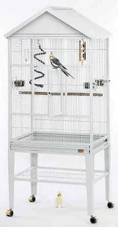 Loro Flight Cage by Avian Adventures