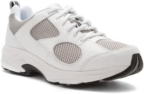 Drew Shoe Men's Lightning II Sneakers, White