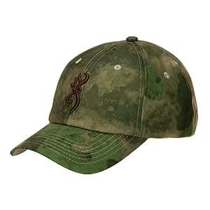 Browning gorra de jabalina, follaje de camuflaje/verde: Amazon.es: Deportes y aire libre