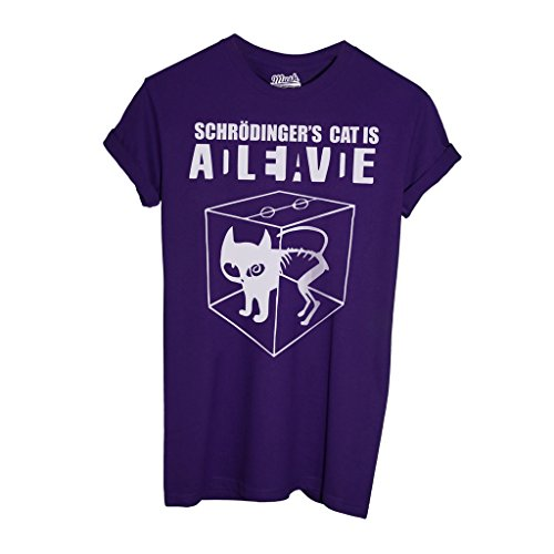 T-Shirt THE BIG BANG THEORY SCHRODINGER'S CAT - FILM by iMage Dress Your Style
