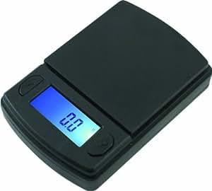 Weigh Masters Precision+ ProDigital Pocket Scale 500g x 0.1g (Black)