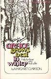 Grace Grows Best in Winter, Margaret Clarkson, 0310224675