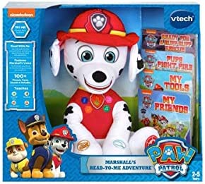Years VTech PAW Patrol Read and Learn Marshall 2