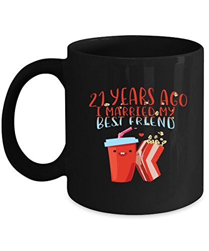 21st Wedding Anniversary.Amazon Com 21st Wedding Anniversary Gifts For Husband Wife Cute