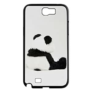 Custom Hard Plastic Back For SamSung Galaxy S4 Case Cover with Panda