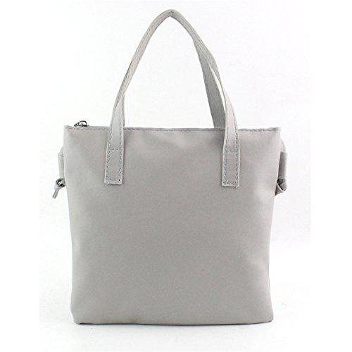 Handbag Crossbody Bag Yuan Messenger Women Tote Ladies Hobos Shoulder Grey SqXw8q