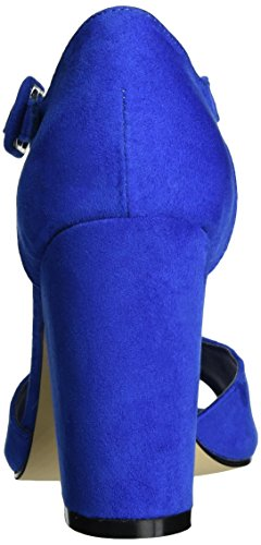Exp16 Blau Bianco Naisten sininen Jane Mary Kenkä Avoin YwSqaSfE