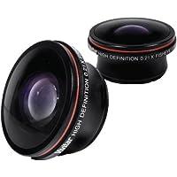Vivitar 2137W 0.21X  37mm Fisheye Lens