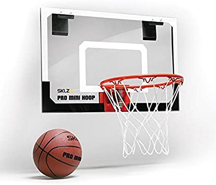 #3 SKLZ Pro Mini Basketball Hoop (Standard)