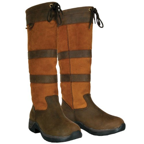 Dublin River Boots, Brown, Womens, Size 9.5 by Dublin