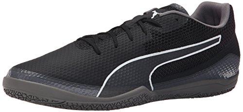 Sneakers Nero Puma Uomo Invicto Nero / Bianco / Grigio Acciaio