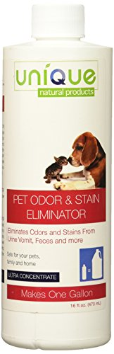 Unique Natural Products 202 Pet Odor and Stain Eliminator