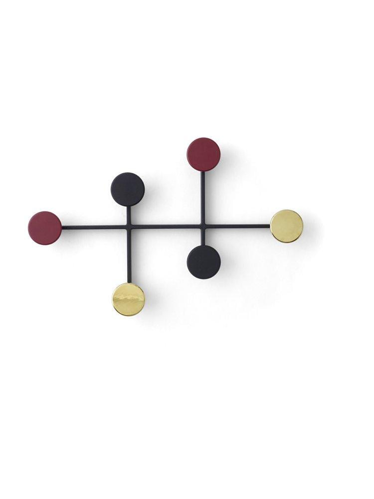 Menu - Afteroom Coat Hanger Wand-Garderobe - Breite 34 cm - Afteroom - Design - Garderobe