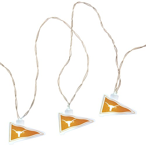 NCAA Texas Longhorns LED Pennant Party - Texas Longhorns Light