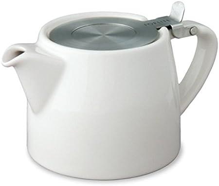 BLACK FOR LIFE 18oz 530ml//2 CUP TEAPOT /& STRAINER CHOOSE SUKi LOOSE LEAF TEA
