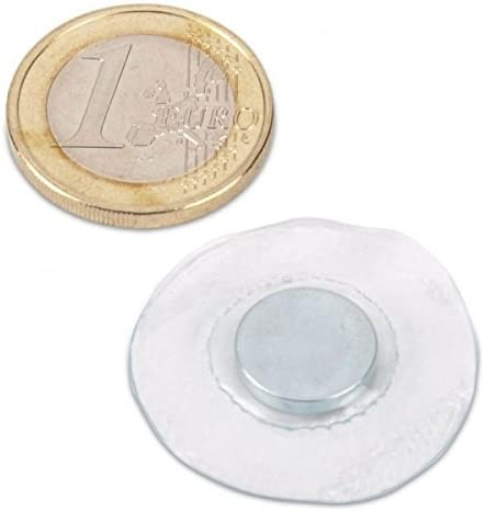 Magnet Diameter 12/x 2/mm for Sewing in Round PVC Cover