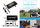 BODY BENCH, Utility Weight Bench for Full Body Workout, Body Solid Multi-Purpose Incline/Decline