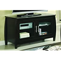 Coaster 700647 Home Furnishings TV Console, Cappuccino