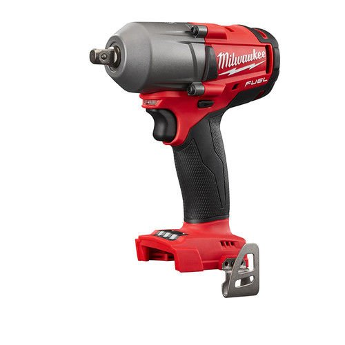 Milwaukee 2860-20 M18 FUEL 1/2'' Mid-Torque Impact Wrench with Pin Detent (Tool Only)