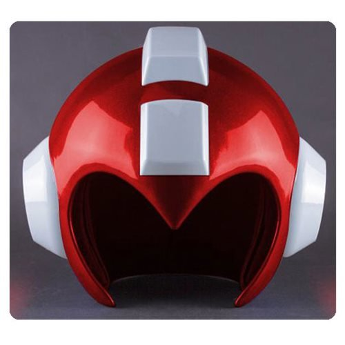 Capcom SDCC 2016 Exclusive Mega Man Wearable Helmet Replica (Rush Red Version) -
