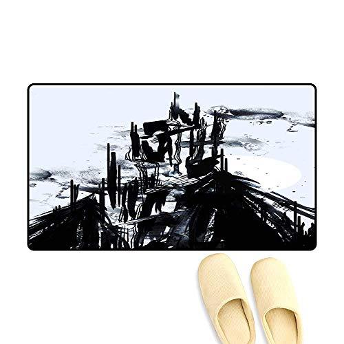 (Interior Doormat Fantastic Castle from Horror Story)