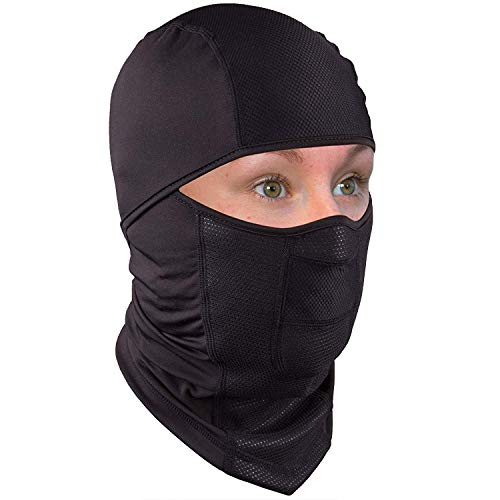 The Friendly Swede Balaclava Face Mask - Ski and Winter Sports Headwear, Neck Gaiter and Motorcycle Helmet Liner (Standard/Nordic/Arctic) - [1-Pack or 2-Pack]