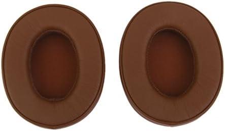 H HILABEE Dr.dre Executive Headphonesによるビート用のコーヒー交換用イヤーパッドクッション