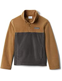 Boys' Steens MTN 1/4 Snap Fleece Pull-Over