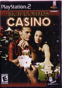 Playstation 2 Puzzle (High Rollers Casino - PlayStation 2)