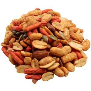 Kinda Jerky Really Nutty Chesapeake Hot and Spicy Snack Mix