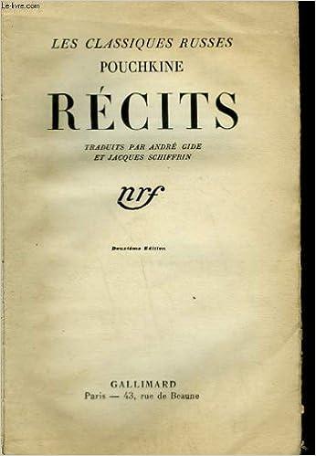 Livres Récits pdf ebook