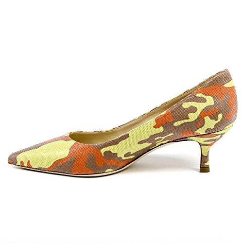 Andrew Charles Di Andy Hilfiger Womens Pump Multicolor San Diego