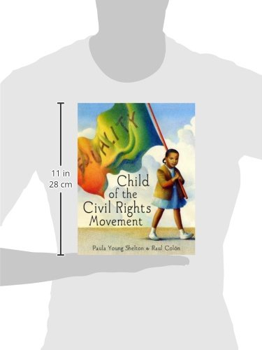 Child of the Civil Rights Movement (Junior Library Guild Selection) by Schwartz & Wade (Image #1)