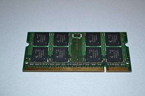 1GB (1X1GB) PC2-4200 533MHz DDR2 SDRAM SODIMM 200-pin Memory Module 4200 Ddr2 Sdram Sodimm Memory