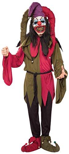 Forum Novelties Men's Surely You Jest Mega Costume, Multi, One Size