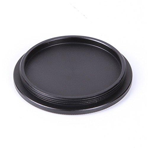 - Foto4easy Metal Body Cover Cap for M42 42mm Screw Mount Camera (Black)
