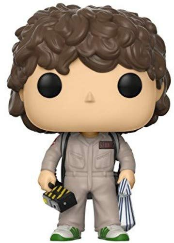 Funko - POP! Vinilo Coleccion Stranger Things - Figura Dustin Ghostbusters (21484)