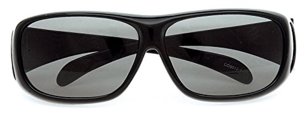 [해외] 콜맨 썬글라스 안경의 위로부터 편광 썬글라스 over글래스 CO3012-1