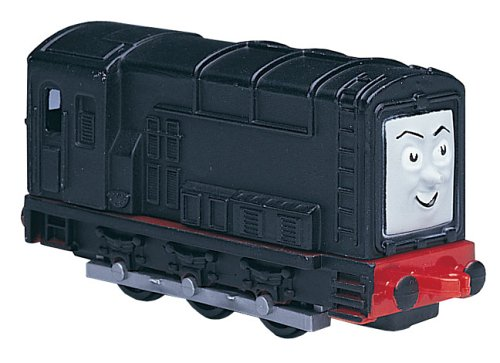 - Thomas the Tank Engine Shining Time Station DIESEL diecast train